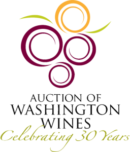 Auction of Washington Wines Logo